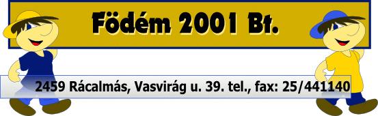 Födém 2001 Bt.