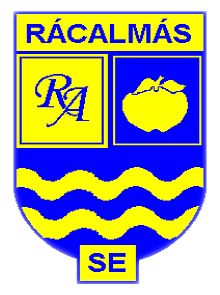 Rácalmás SE logó